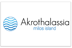 Akrothalassia Rooms logo