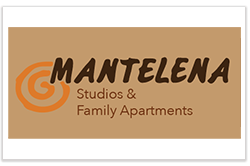 Mantelena Rooms logo